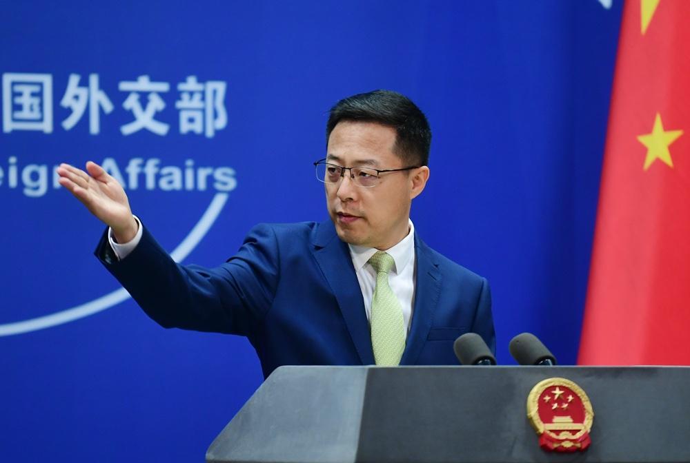 El portavoz de la Cancillería china, rechazó de maneracontundente la detención del diplomático Alex Saab.