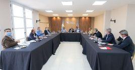 La reunión con los gobernadores fue convocada a pocas horas de que el presidente argentino anunciará una serie de cambios en su Gabinete.