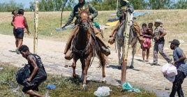 La brutalidad en el tratamiento a los migrantes semeja los tiempos de la esclavitud  en el siglo XIX.
