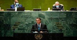 La posición asumida por Jair Bolsonaro niega la situación epidemiológica que enfrenta Brasil.