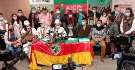La ONIC exigió al Gobierno colombiano y a los grupos armados irregulares en sus territorios detener el etnocidio físico y cultural en contra de los pueblos y naciones indígenas.