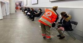 Más de 47 millones de personas en Francia han completado su esquema de vacunación.