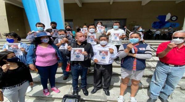 Piden la renuncia de la fiscal general de Guatemala por corrupción
