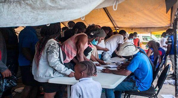 Alertan que mayoría de haitianos deportados son mujeres y niños