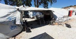 La mayor parte de los migrantes africanos o asiáticos rescatados en el mar Mediterráneo van a parar a centros de evacuación ubicados tanto en las islas como en la península.