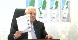 Abás, como miles de palestinos, aguardan el día que puedan regresar a las tierras de las cuales se sienten legítimos dueños y muestran las escrituras notariales que lo muestran.