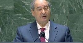Siria anunció que ha decidido adherirse a la Convención sobre Armas Químicas y cumplir las obligaciones en un tiempo récord.