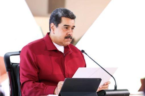 Destaca Nicolás Maduro avances en diálogo con oposición