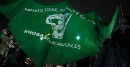 El 14 de septiembre de 2017 que en Chile fue promulgada la ley que despenaliza el aborto mediante en tres causales.