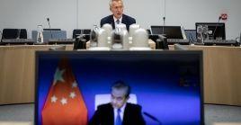 China pide a la OTAN que evite el regreso a un escenario similar al de la Guerra Fría, frente a lo cual propone mantener el diálogo bilateral.