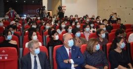 La muestra fílmica se inauguró en el Instituto cervantes de Beijing, una entidad dedicada al aprendizaje del español.