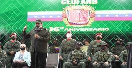 El jefe de Estado agradeció el compromiso de actores civiles y militares que han defendido la soberanía de Venezuela.
