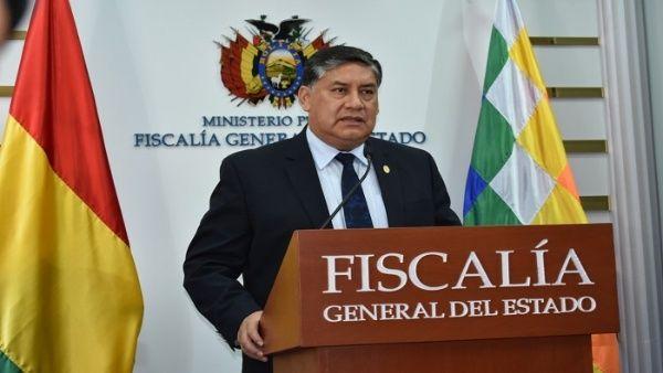 José Luis Camacho, Jorge Quiroga, Samuel Doria Medina y otros colaboradores también serán citados, indicó Juan Lanchipa.