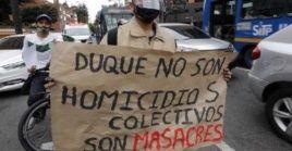 LaFundación Sumapazdescartó que una de las víctimas fuera excombatiente de las FARC-EP como se difundió en un principio.