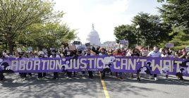 """""""Luchamos para que el aborto no sólo sea legal sino también accesible y sin estigmas"""", precisaron las organizaciones."""