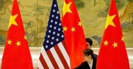 """China exige a Estados Unidos que cumpla con el tratado en el cual reconoce el principio de """"una sola China"""" y a Taiwán como parte de ella."""