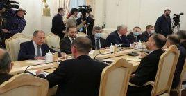 La reunión entre los cancilleres de Rusia e Irán también examinó otros temas y dio un impulso a las relaciones bilaterales.