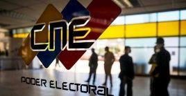 El CNE ha determinado en seis estados piloto la ejecución del proceso de forma milimétrica en sus cuatro estaciones.