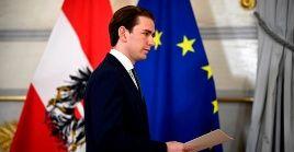 Kurz confirmó que continuaría al frente del Partido Popular austriaco y que tiene previsto ejercer como líder de su partido en el parlamento.