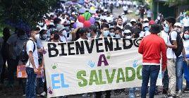 Salvadoreños ocupan el quinto grupo demográfico de éxodo masivo con más de 80 mil detenciones de migrantes en EE.UU.
