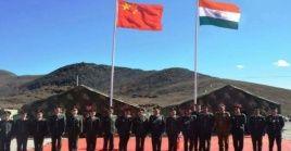 India y China se enfrentaron varias veces en la región de Ladakh el año pasado en algunos de los peores combates desde la guerra de 1962.