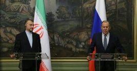 Rusia promovió la decisión adoptada en la 21 cumbre de la Organización de Cooperación de Shanghái en Dushanbe de iniciar el procedimiento para admitir a Irán como miembro de pleno derecho.