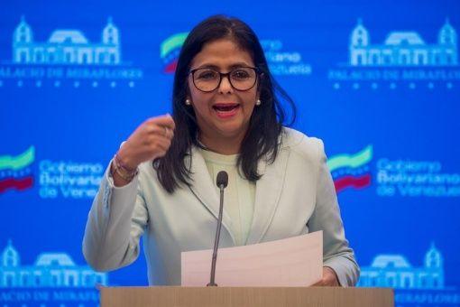 La vicepresidenta remarcó que los migrantes venezolanos sufren políticas de odio promovidas por el Ejecutivo de Duque.