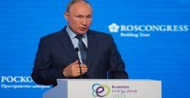 Putin criticó la práctica de otros Estados de responsabilizar a Moscú de sus errores propios, como ocurre ahora con la crisis de suministro de energía que padece Europa.