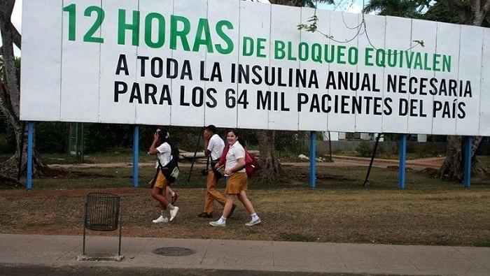 Cuba frente al virus del bloqueo de EE.UU. y al SARS-CoV-2
