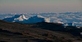 Los expertos reiteran que las actuales tasas de retroceso del hielo están por encima de la media global.