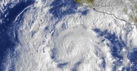Existen condiciones para que el huracán pueda alcanzar categoría dos, incluso tres, en las primeras horas de este domingo.