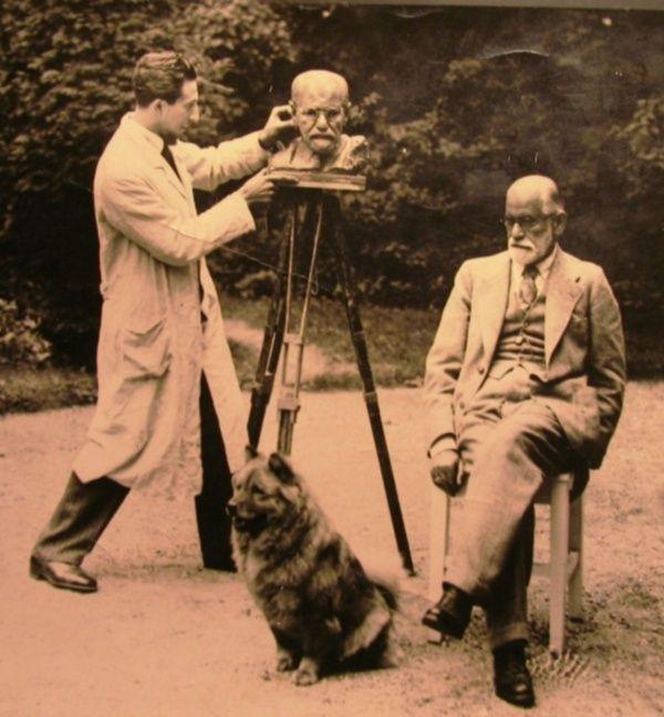 El perro de Freud