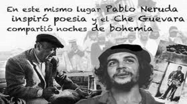 Neruda y Che