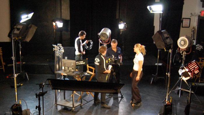 La Escuela está destinada a formar profesionales del cine, la televisión y otros medios audiovisuales. (Foto: archivo)