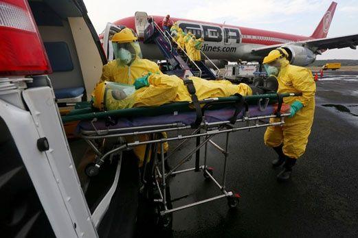 Expertos constatan medidas de Cuba para prevenir el Ébola.