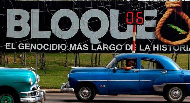 Denuncian efectos del bloqueo en sector del transporte cubano