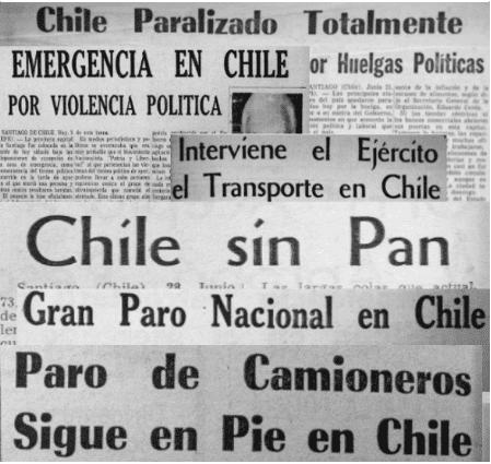 Campaña medios Chile