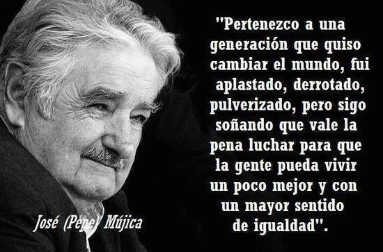 Mujica un presidente distinto en profundidad telesur for En programacion dato que no cambia su valor