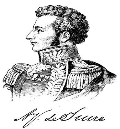 Antonio José De Sucre El Hombre Que Conquistó Ayacucho