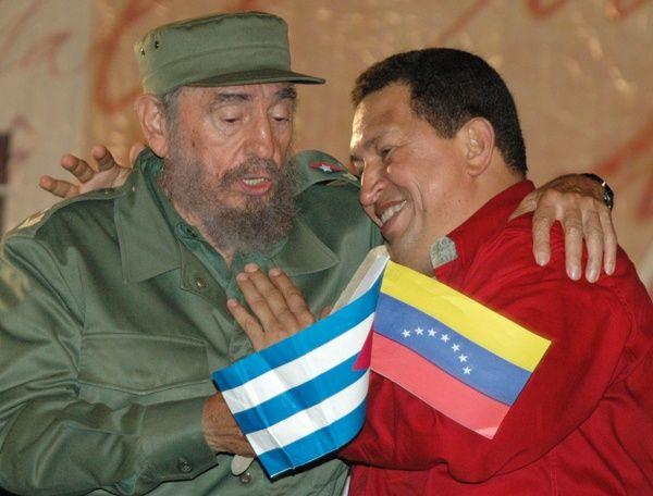 Chávez Y Fidel Noticias Telesur