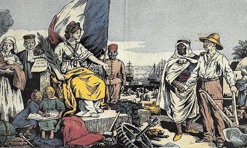 Resultado de imagen para Fotos Argelia se independiza del Imperio francés