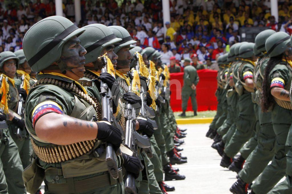 Resultado de imagen para Fuerzas Armadas de Venezuela