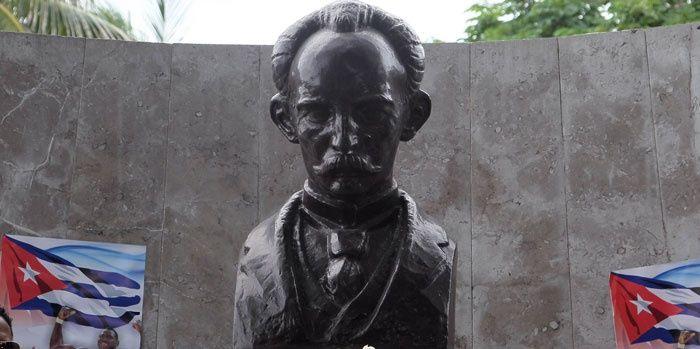 José Martí es un paradigma para los pueblos latinoamericanos que luchan hoy por mantener su ideal integracionista. Foto Ismael Francisco González/Cubadebate.