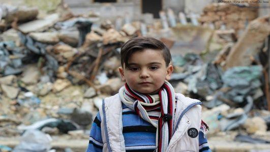 Los niños son las primeras víctimas de la guerra. El organismo estima que la cifra de niños reclutados por grupos armados es de 851.