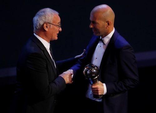 Profesor Zidane - EFE