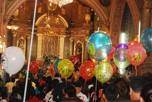Celebración De La Virgen De Guadalupe Historia Y