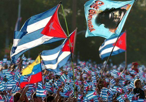 Festejos en Cuba  Se cumplieron 60 años del triunfo de la Revolución