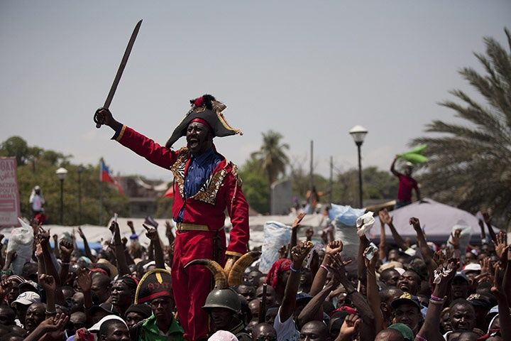 Resultado de imagen para haiti independencia