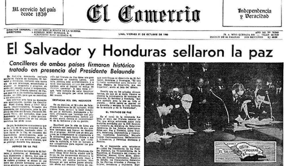 Cómo fue la Guerra del Fútbol entre Honduras y El Salvador y