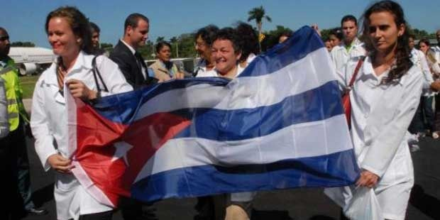 Cuba will Send 165 Health Professionals to Fight Ebola in Africa